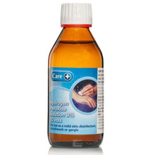 Care Hydrogen Peroxide Solution 3% 10 Vols - 200ml