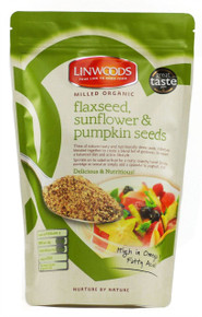 Linwoods Organic Milled Flax Sunflower Mix - 425g