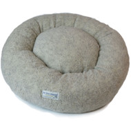 Millbrook Tumbled Fleece Bolster Bed