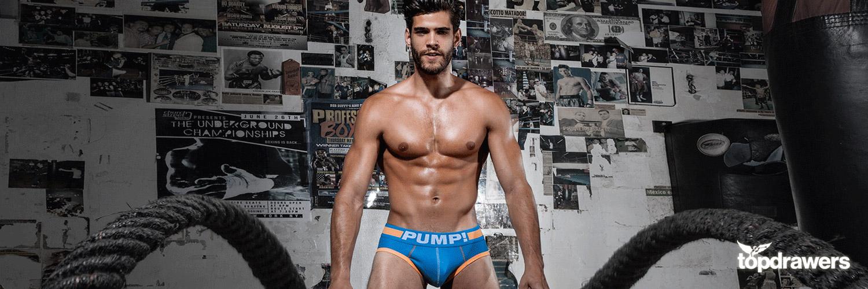 PUMP! Underwear - HOT NEW STYLES