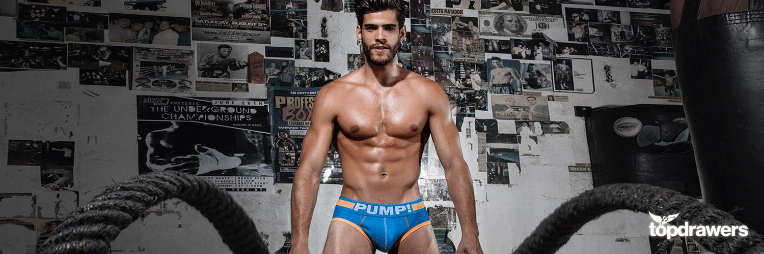 PUMP! Underwear - HOT NEW STYLES