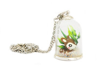 Make Your Own Woodland Pendant - Deer