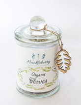 Mini Herb Jar - Chives