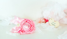 Girls Gatsby Headband - Pink