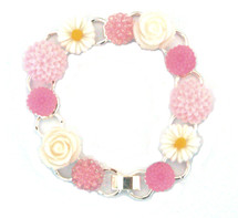 Make Your Own Bracelet Kit (Vintage Pink)