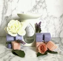 Rosehip & Jasmine | White Tea & Lavender
