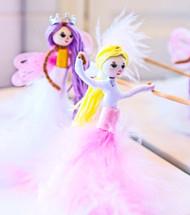 Make Your Ballerina Dolls
