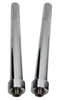 "14"" Chrome Cylinders (Pair)"