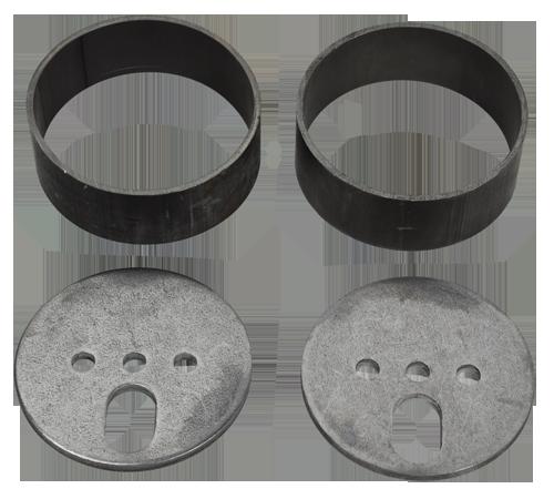 Bag Cups w/ Circles