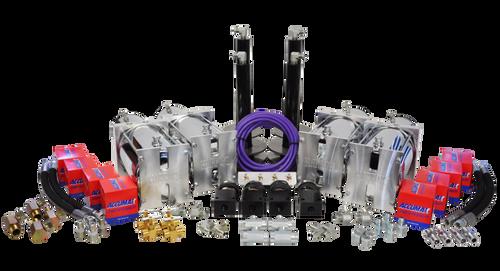 4 Pump Kit (w/ Deep & Coilover Cups w/ Powerballs)