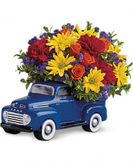 48' Ford Pickup Bouquet