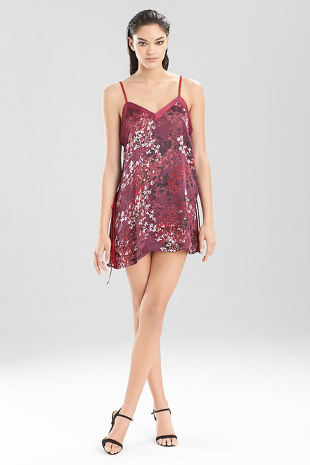 Buy Josie Natori Bouquet Burnout Chemise from