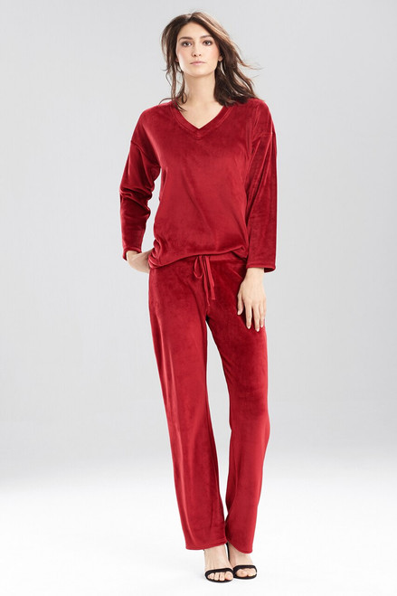 Buy N Natori Velour Pants from