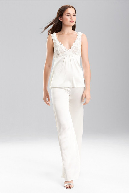 Buy Josie Natori Rose Parfait With Silk Charmeuse Camisole from