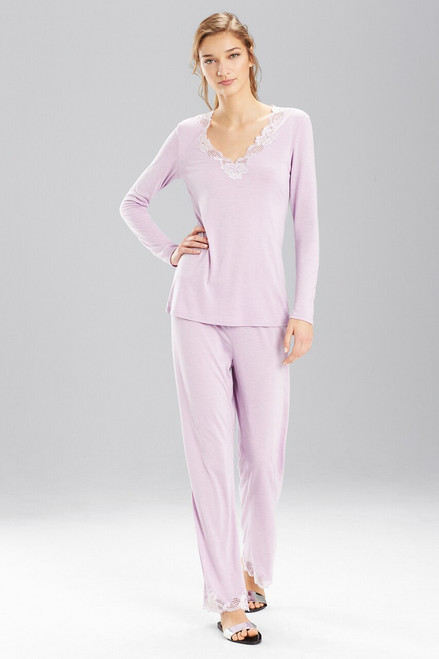 Buy Natori Zen Floral Long Sleeve PJ from