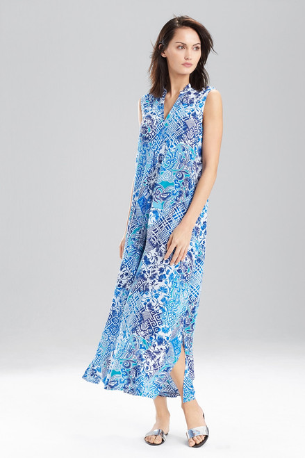 Buy Mosaic Meadow Gown from
