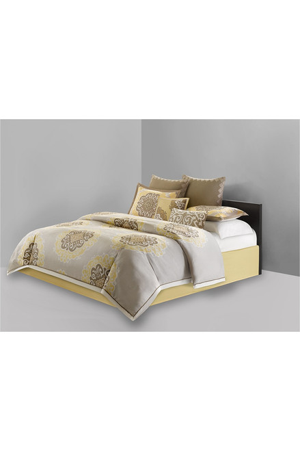 Buy N Natori Medallion Comforter Set from