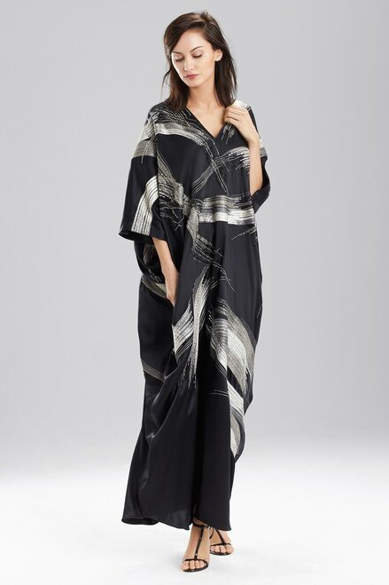 Buy Josie Natori Couture Brush Stroke Caftan from