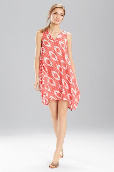 Buy Natori Batik Tunic from