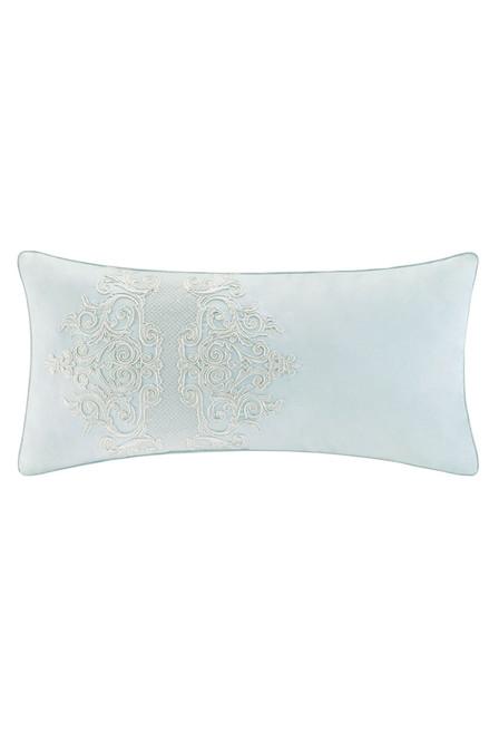 Mantones De Manila Oblong Embroidered Pillow at The Natori Company