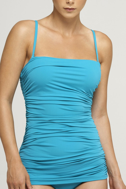 Buy Mongolian Blue Tankini from