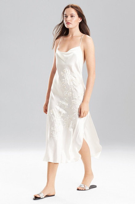 Buy Josie Natori Embroidery Gown from