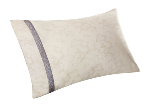 Lotus Temple Pillow Case at The Natori Company