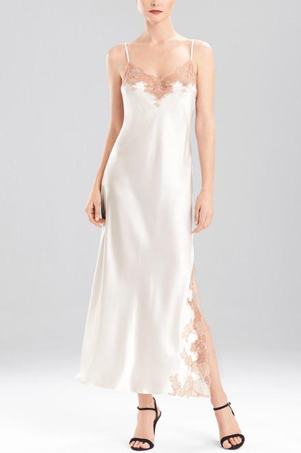 Buy Josie Natori Lolita Lace Trim Gown from
