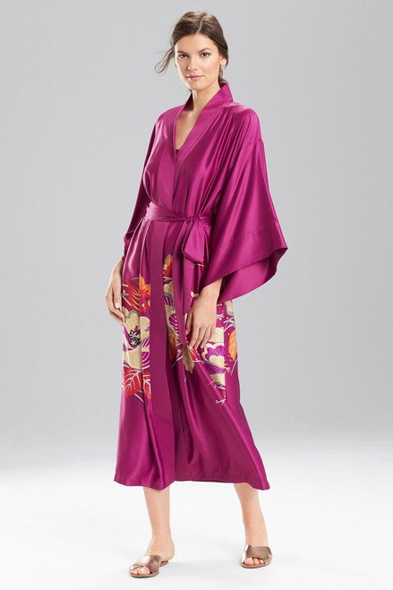 Buy Natori Imperial Floral Robe from