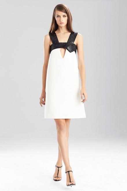 Buy Duchess Satin Obi Mini Dress from