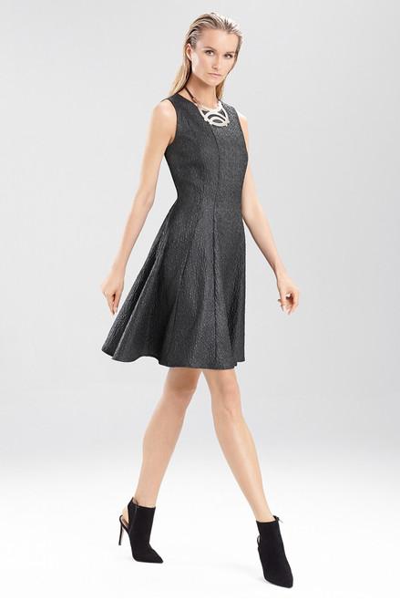 Buy Chintz Texture Sleeveless Dress from