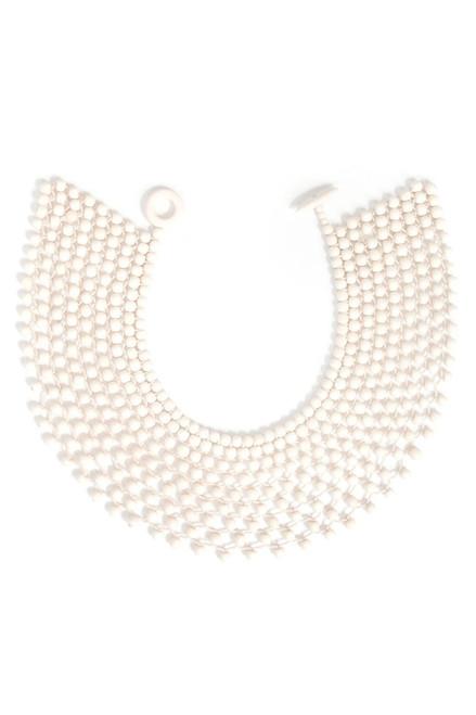 Buy Josie Natori Bone Small Beaded Necklace from