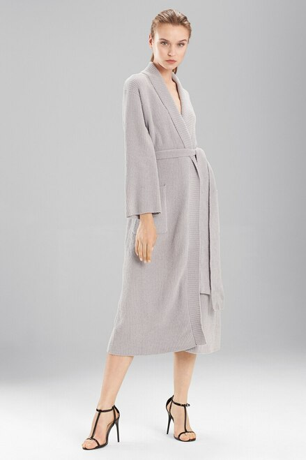 Buy Rib Chenille Robe from