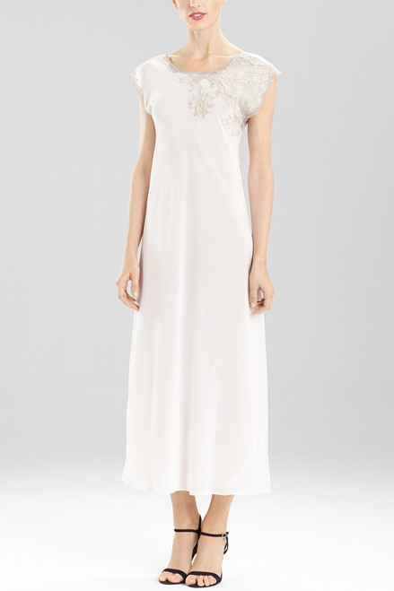 Buy Natori Muse Cap Sleeve Gown from