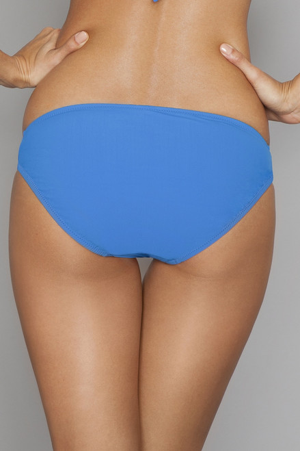 Cobalt Blue Belted Hipster at The Natori Company