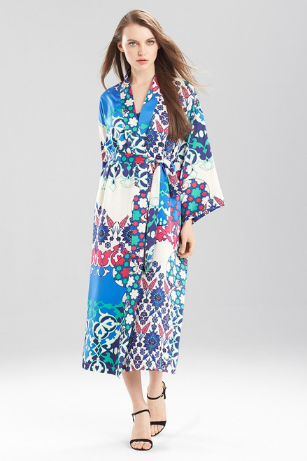 Buy Turkish Floral Robe from