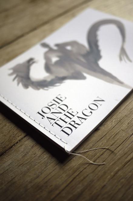 Josie And The Dragon Book at The Natori Company