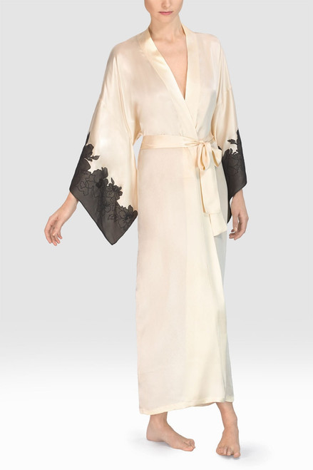 Josie Natori Clara Bridal Robe at The Natori Company