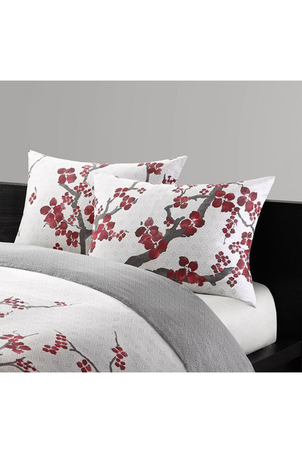 N Natori Cherry Blossom Duvet Mini Set at The Natori Company