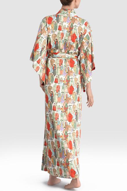 Natori Dynasty Robe at The Natori Company