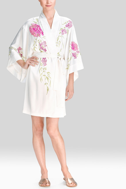 Buy Natori Charm With Embroidery Wrap from