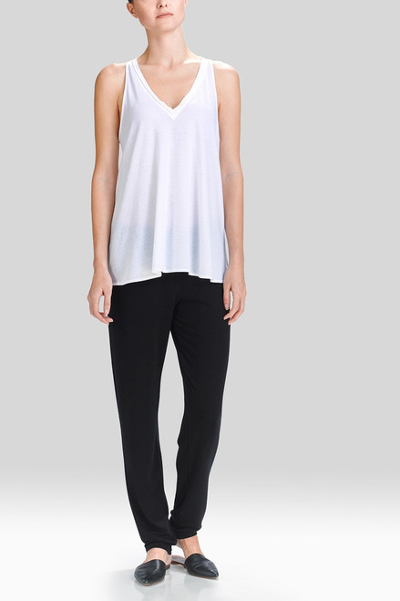 Buy Natori Tranquility With Lace Swing Tank from