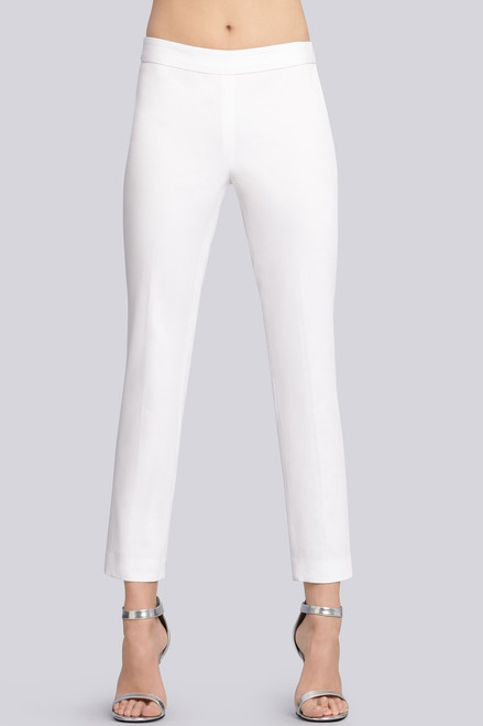 Josie Natori Stretch Pique Pant at The Natori Company
