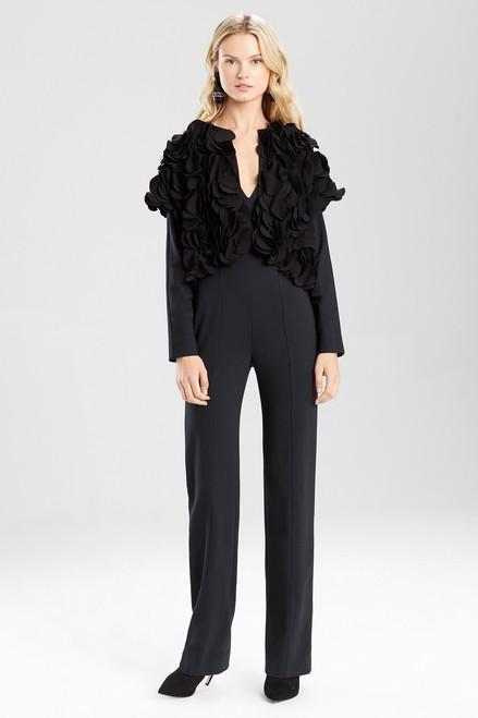 Buy Josie Natori Double Knit Jersey 3D Bolero from