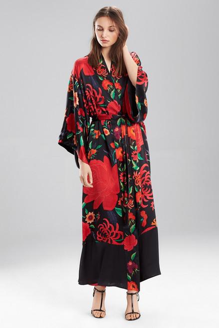 Buy Josie Natori Tapestry Garden Robe from