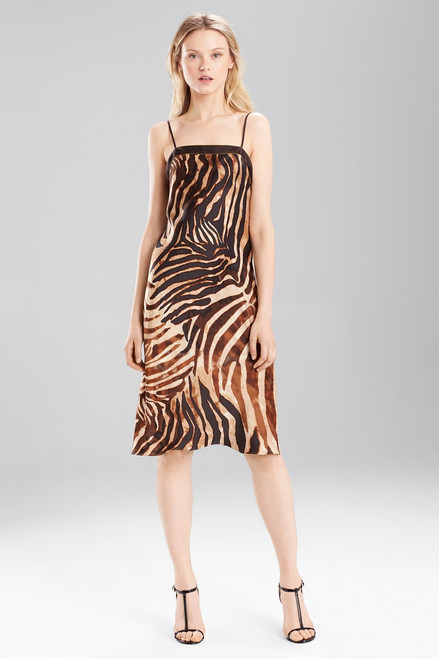 Buy Josie Natori Zebra Chemise from