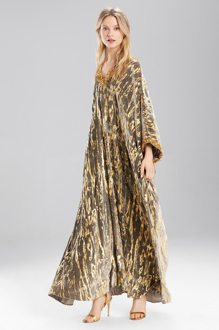 Buy Josie Natori Couture Golden Age Cocoon Caftan from