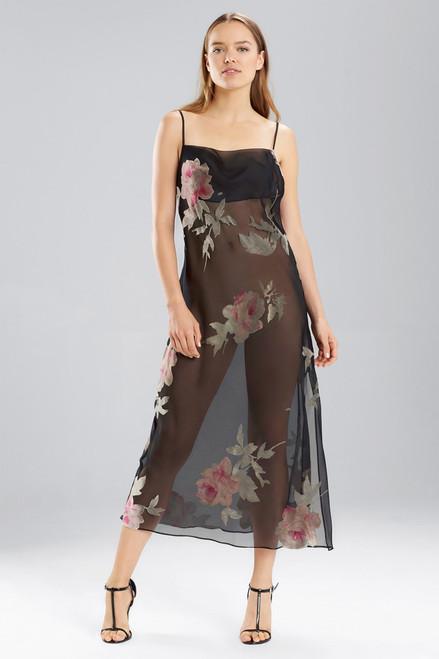 Buy Natori Velvet Rose Gown from
