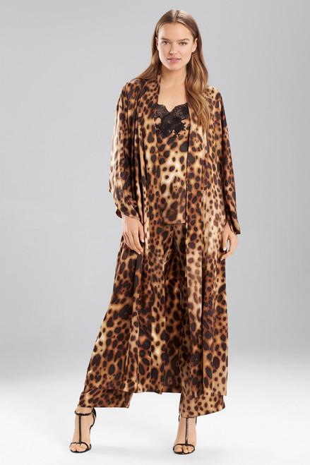Buy Natori Leopard Robe from