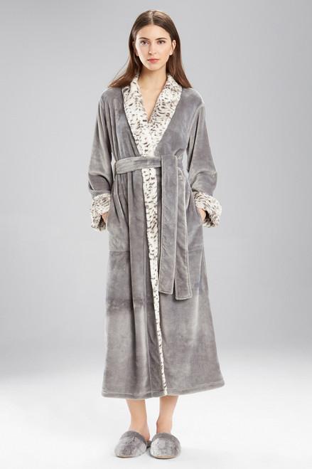 Buy Natori Snow Lynx Robe from